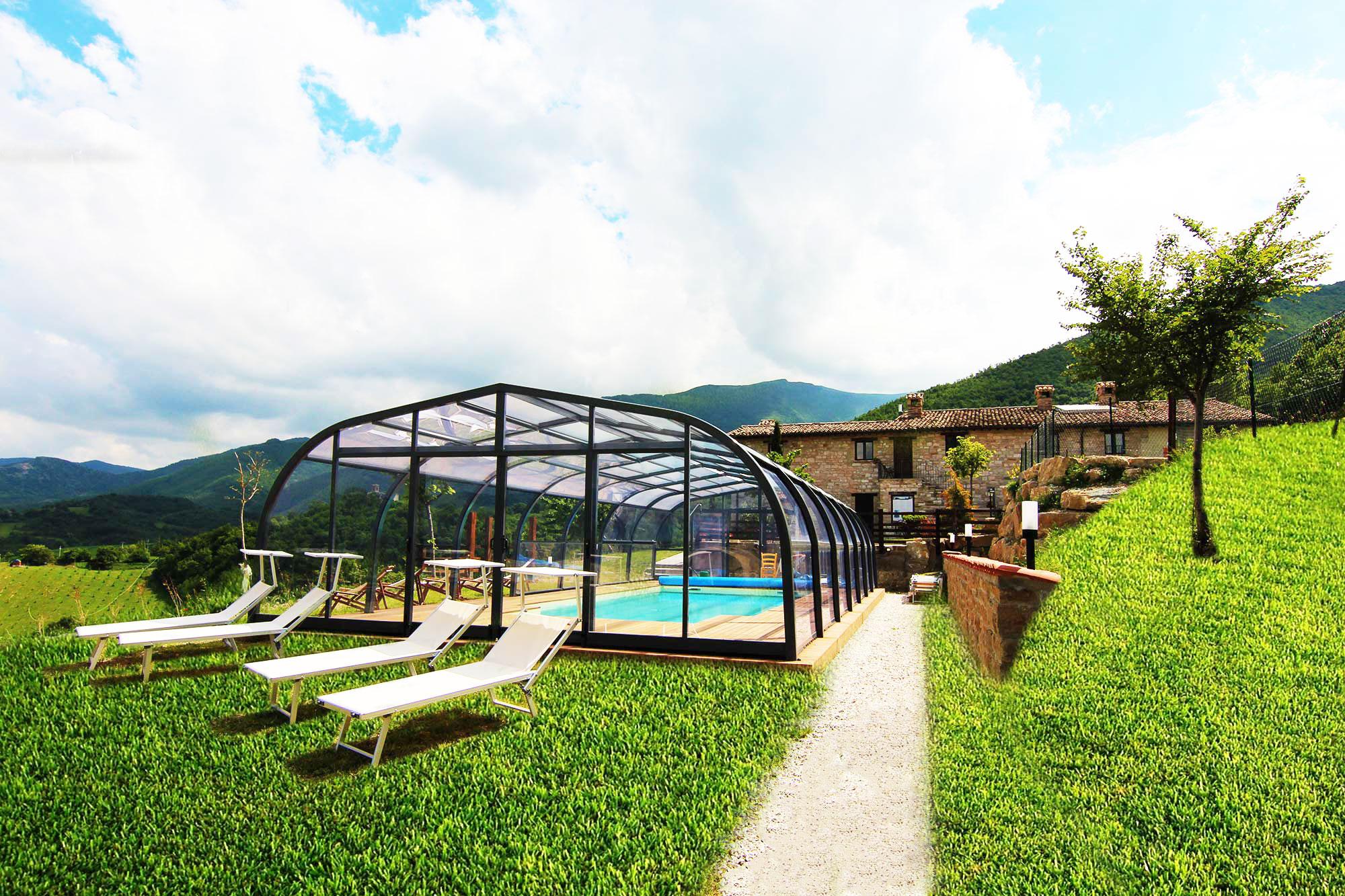 Agriturismo villa colticciola agriturismo marche villa - Agriturismo napoli con piscina ...